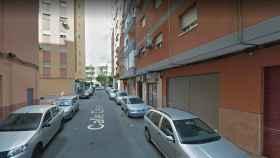 El cadáver fue hallado por el administrador de una vivienda de la calle César, en Almería.