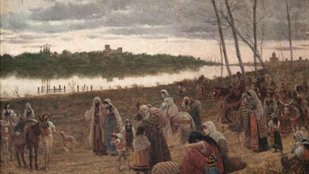 La expulsión de los judíos de Sevilla, de Joaquín Turina.
