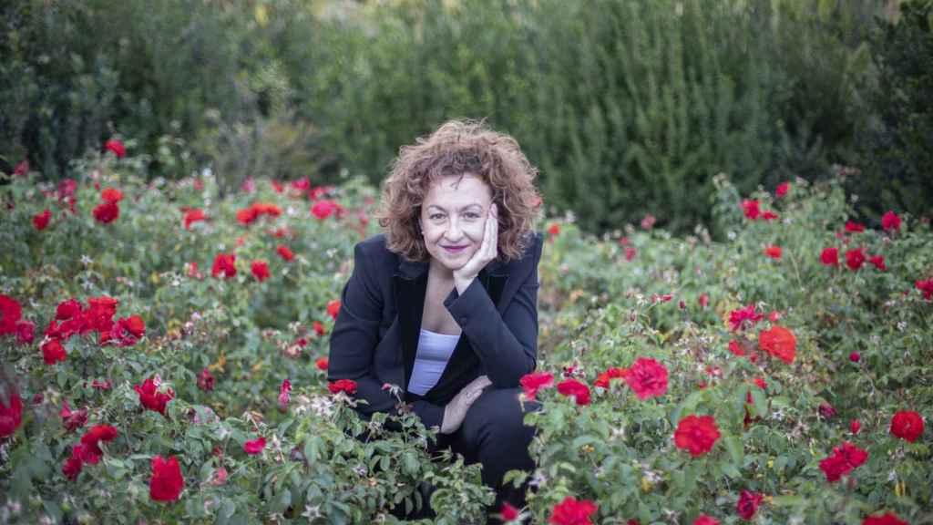 Lucía Marín asegura haber optado por un camino más largo para convertirse en directora con seguridad.