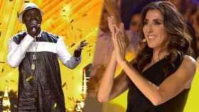 Paz Padilla en 'Got Talent' (Telecinco)