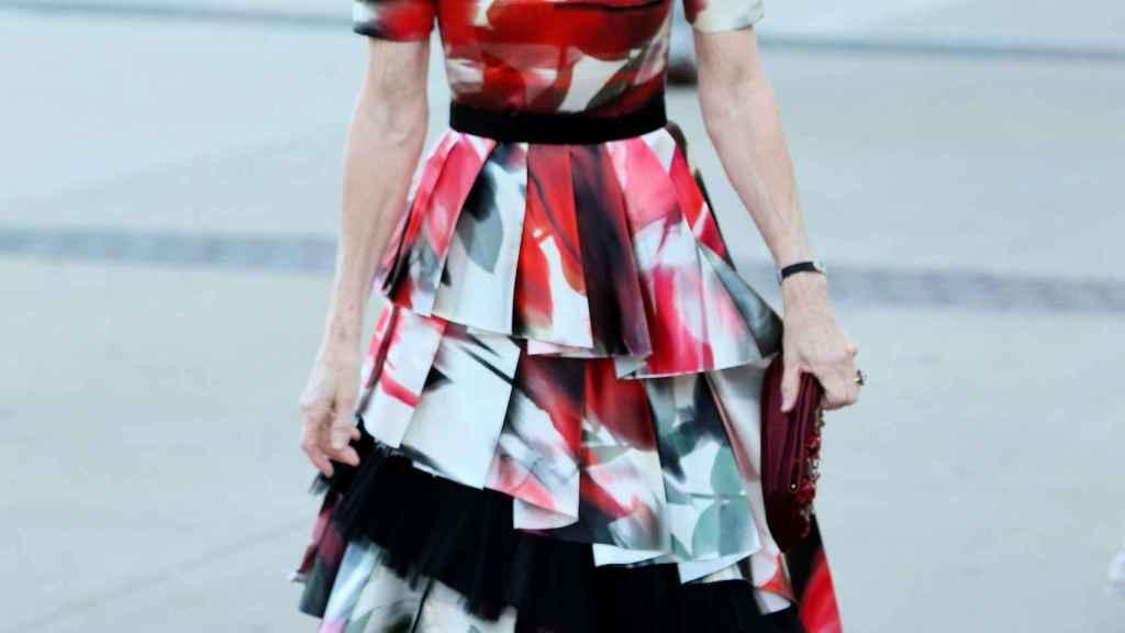 Anna Wintour está considerada como la mujer más poderosa del mundo de la moda.