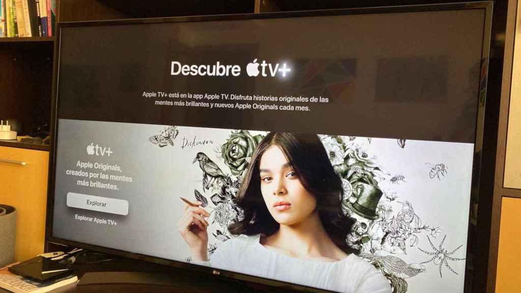 Apple TV llegó con una fuerte inversión en contenido original