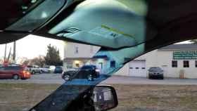 Una adolescente ha creado una solución genial para los puntos ciegos en el coche