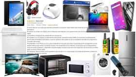 Algunos de los productos que puede conseguir gratis solo por comentar en Amazon.