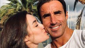Adara y Hugo Sierra, en una imagen de sus redes sociales.