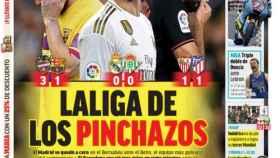 Portada MARCA (03/11/2019)