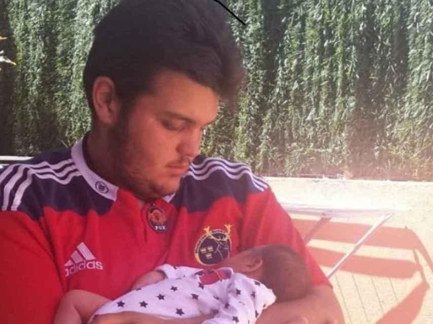 Alejandro Jiménez Cruz, en una foto de archivo