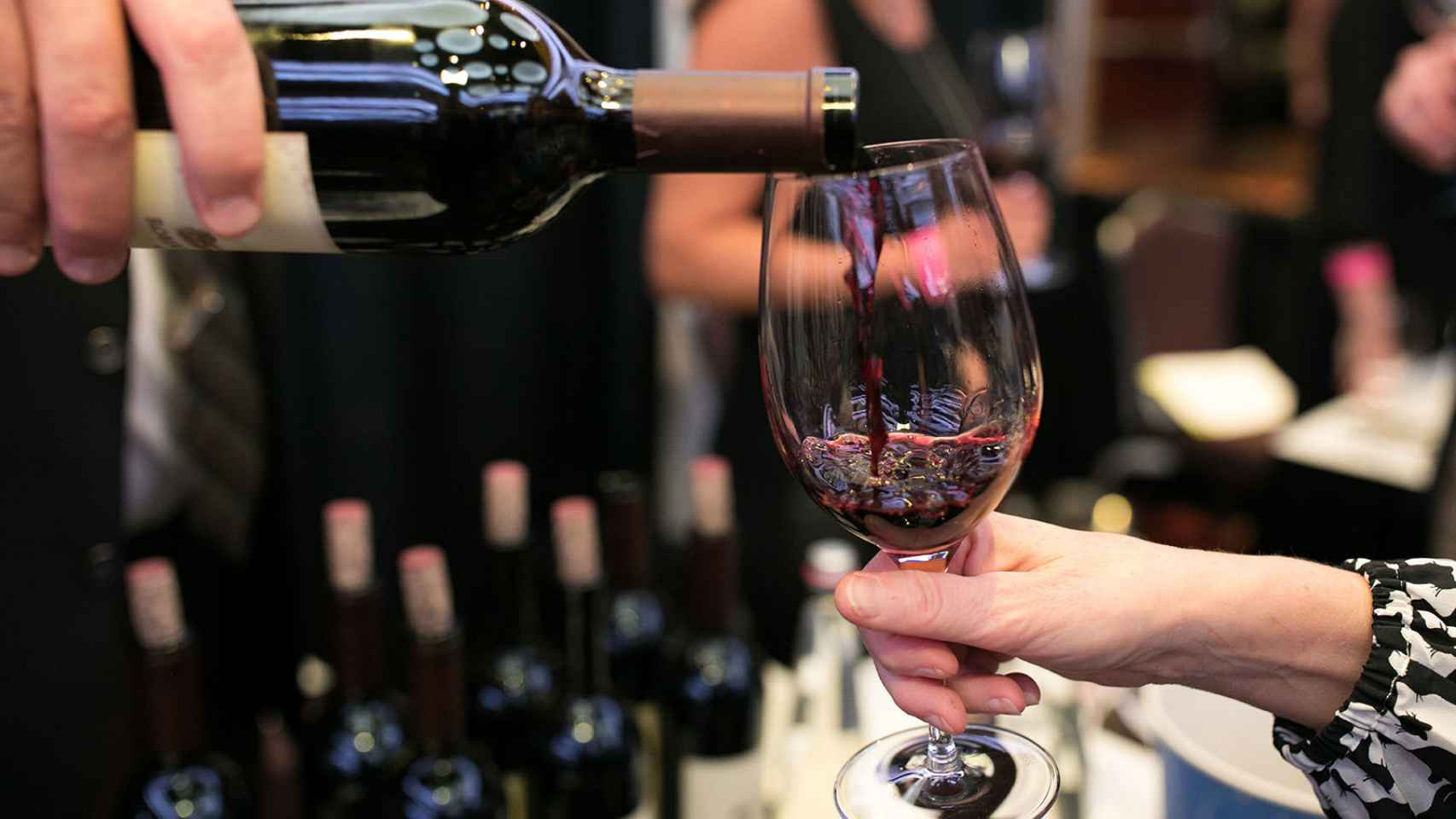 Pues sí, en Madrid también se hacen vinos.