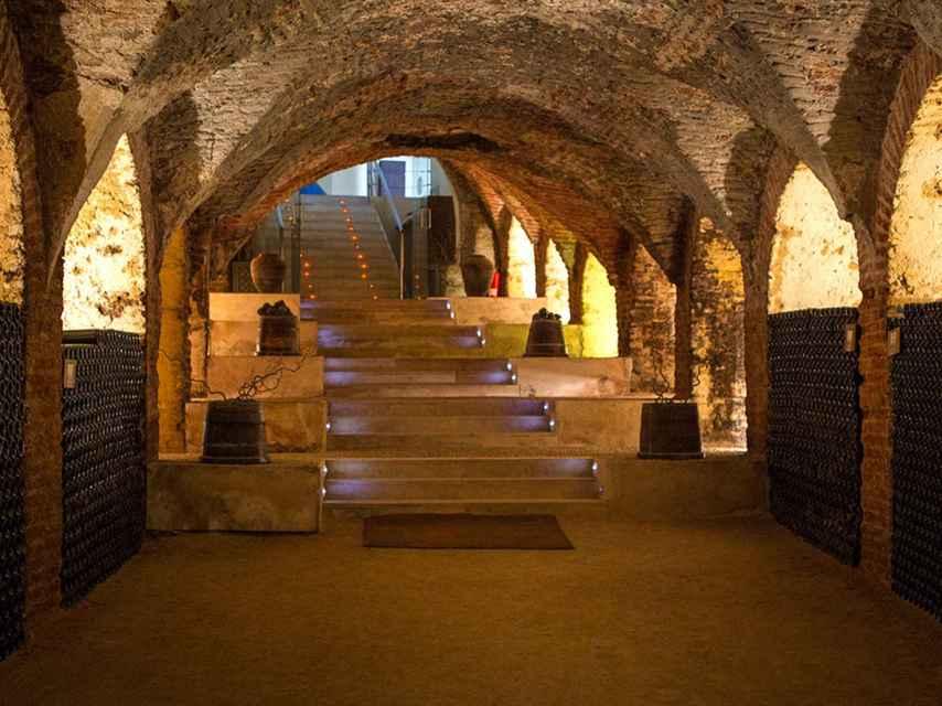 Algunas de las bodegas madrileñas también pueden visitarse.