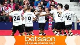 Multiplica por seis tu apuesta si aciertas la victoria del Valencia ante el Lille