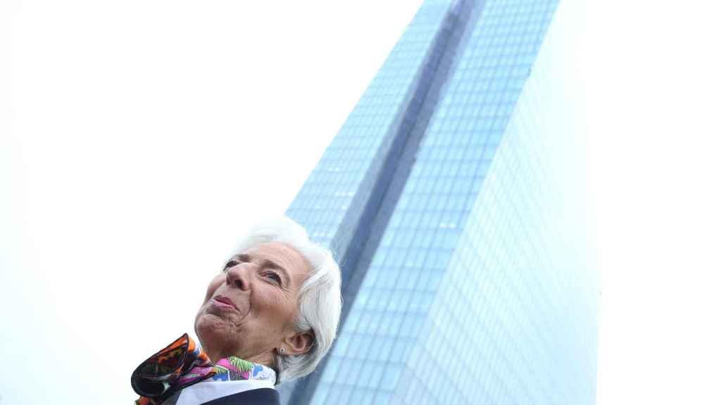 Lagarde aterriza en el BCE con el empeño de impulsar las fusiones transfronterizas de la banca