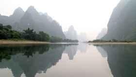 Montañas de Guilin.