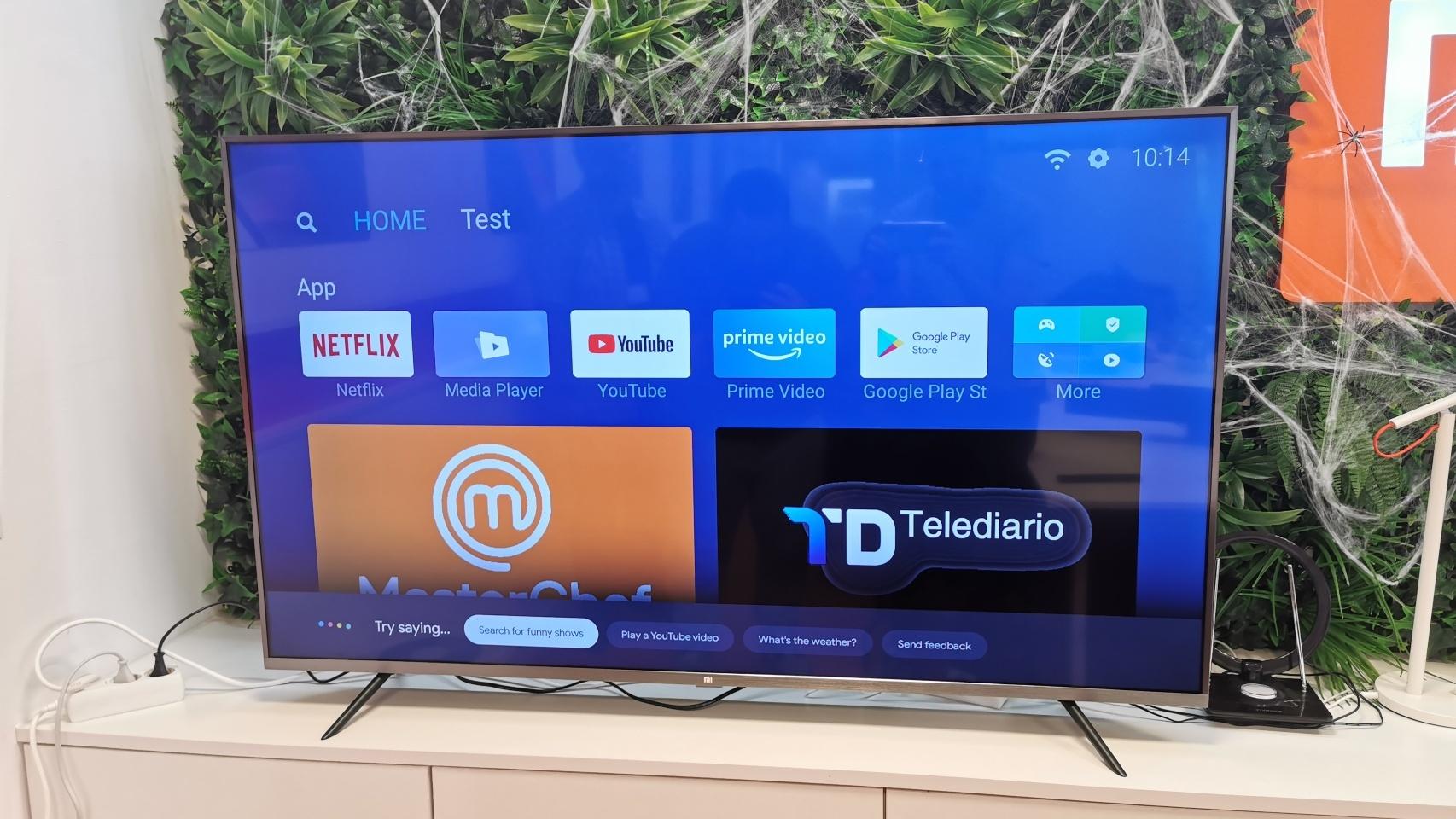 Televisor de Xiaomi.