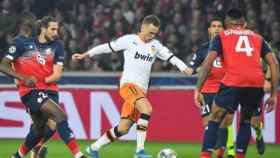 Lille - Valencia de Champions League