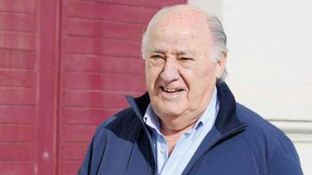 Amancio Ortega vuelve a ser un año más el hombre más rico de España