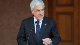 Sebastián Piñera, en una foto de archivo.