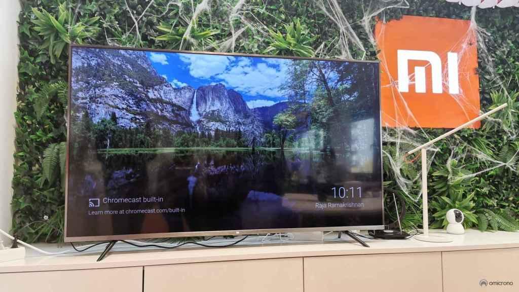 Xiaomi tiene en oferta todos sus televisores.