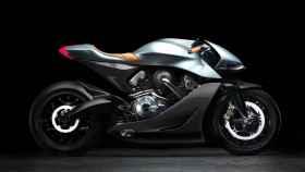 Aston Martin presenta su primera moto, y es tan bestia como te imaginas
