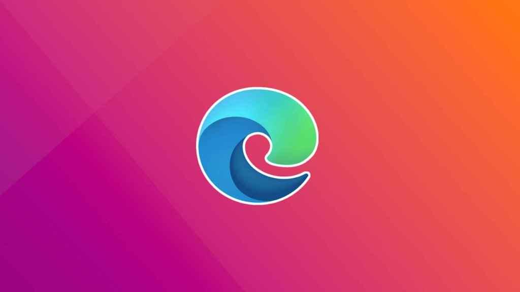 Nuevo logo de Edge.