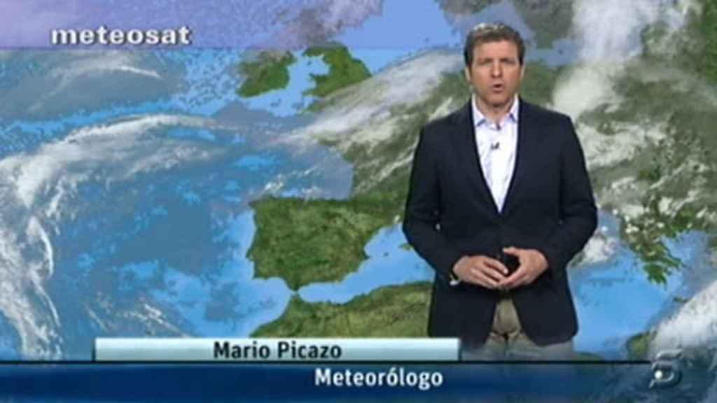 Mario Picazo en Telecinco.