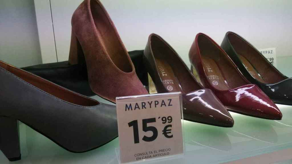 Marypaz cuenta con 850 trabajadores en sus 192 tiendas
