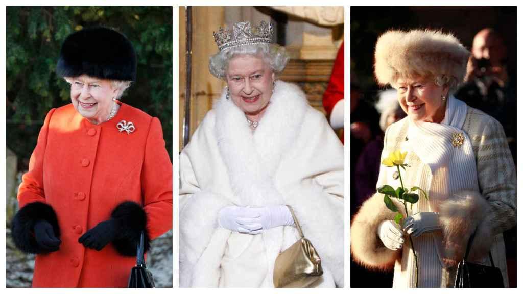 Isabel II ha anunciado que dejará de usar pieles.