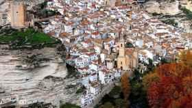 Alcalá del Júcar, en una imagen de archivo