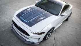 El nuevo eléctrico de Ford tiene 900 caballos, ¿y una palanca de cambios?