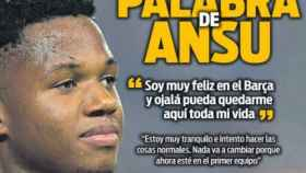 Portada SPORT (07/11/2019)