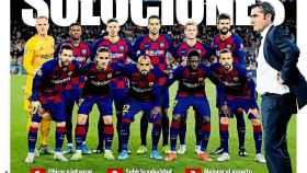 Portada Mundo Deportivo (07/11/2019)