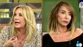 Belén Rodríguez y María Patiño (Telecinco)