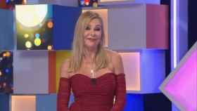 """Ana Obregón defiende del acoso a Plácido Domingo: """"Es el más cariñoso"""""""
