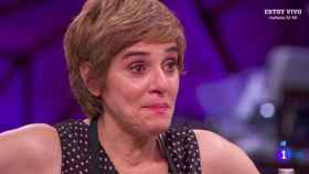 Anabel Alonso ha sido la undécima expulsada de 'MasterChef Celebrity'.