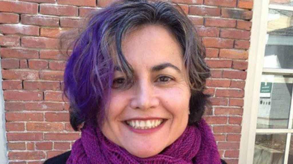 Tina Escaja es correspondiente de la Academia Norteamericana de la Lengua.