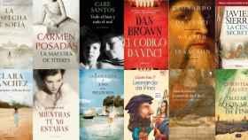 Libros del catálogo de Círculo de Lectores.