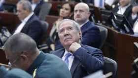 El ministro de Defensa de Colombia, Guillermo Botero.