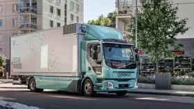Camión de Volvo.