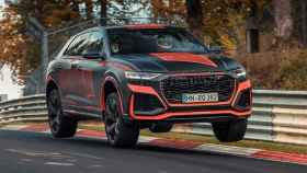 El nuevo SUV de Audi es tan rápido como un superdeportivo