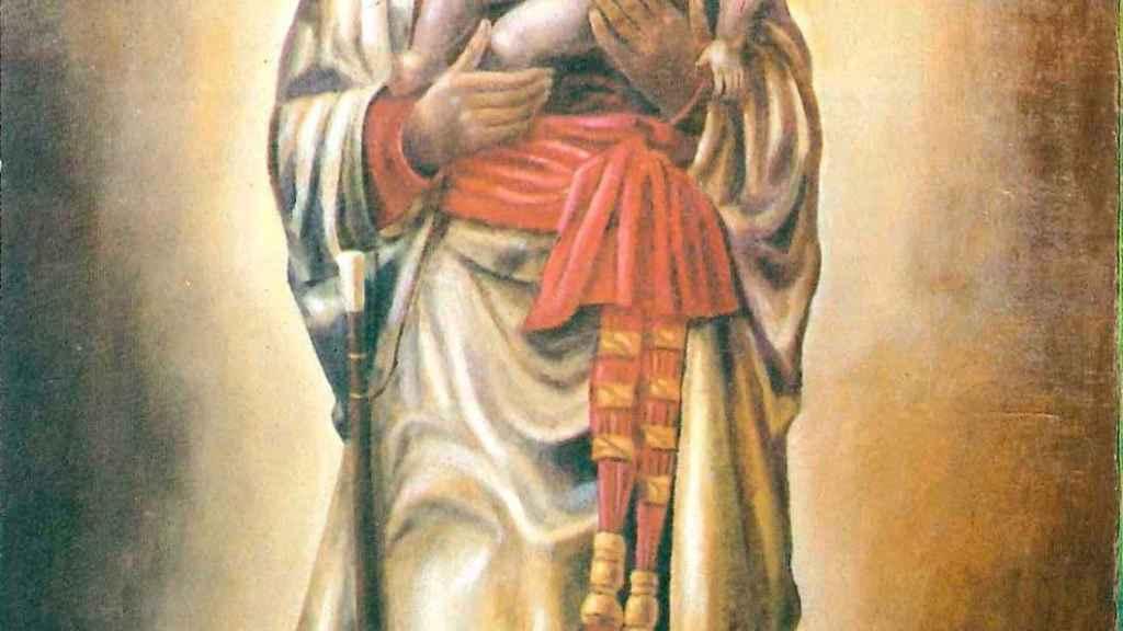 Nuestra Señora de la Almudena.