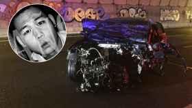 Kevin dio positivo en la prueba de alcoholemia que le realizó la Policía tras el accidente.