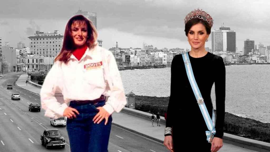 La reina Letizia volverá a La Habana después de 22 años.