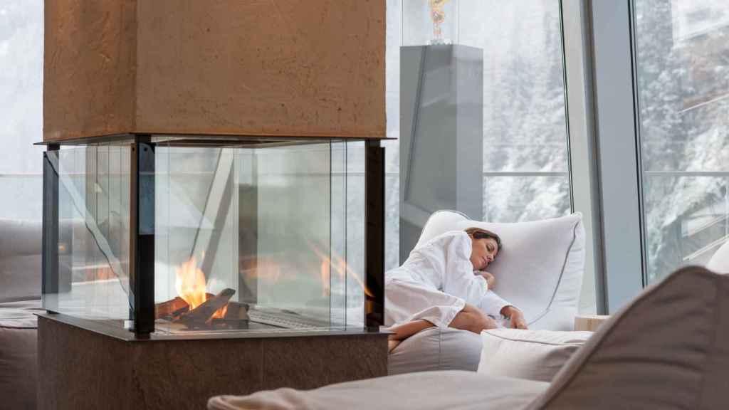 Bienestar y relax en Aqua Dome.