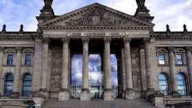 El edificio del Reichstag, en Berlín.