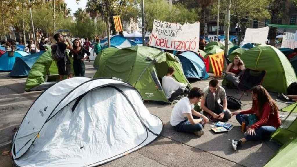 La desesperanza por un futuro incierto subyace en las protestas estudiantiles.