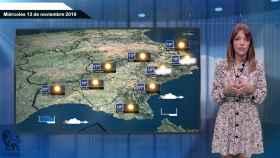 El tiempo: pronóstico para el martes 12 de octubre