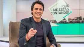 Ion Aramendi presenta '¡Qué me estás contando!' de lunes a viernes en ETB2.