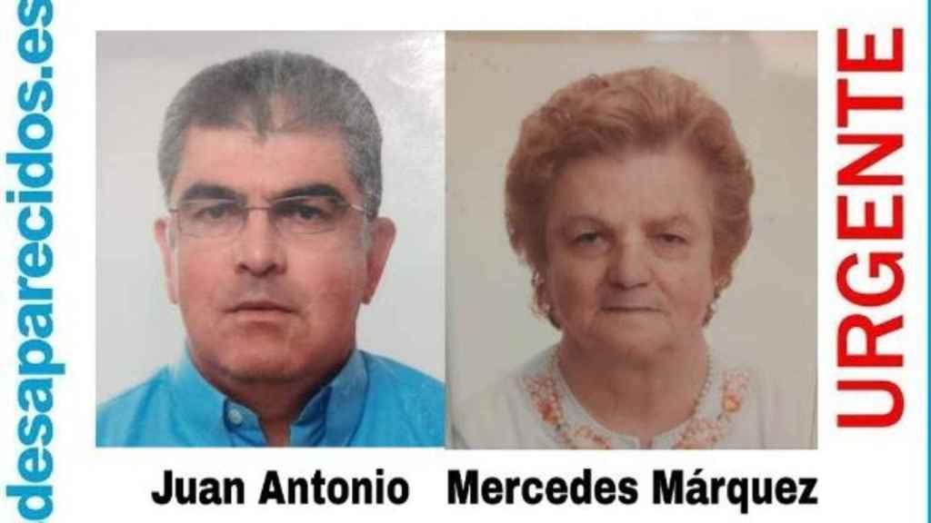 El cuerpo de Mercedes fue encontrado el pasado 8 de octubre, a las afueras de Carmona.