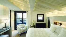 Comfortable habitación de Alpaga.