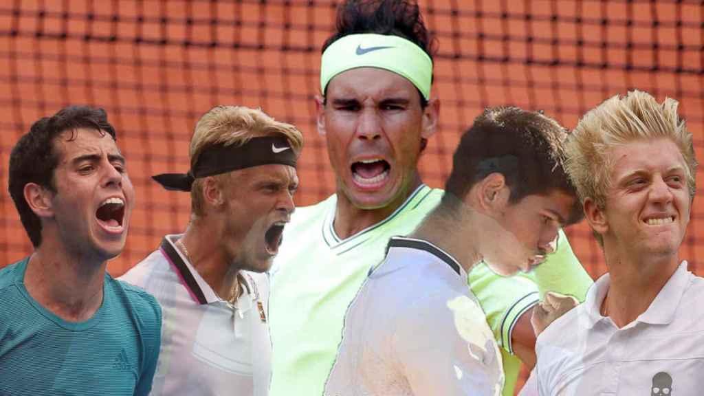 El tenis que viene: el año de los españoles que quieren seguir la estela de Rafa Nadal