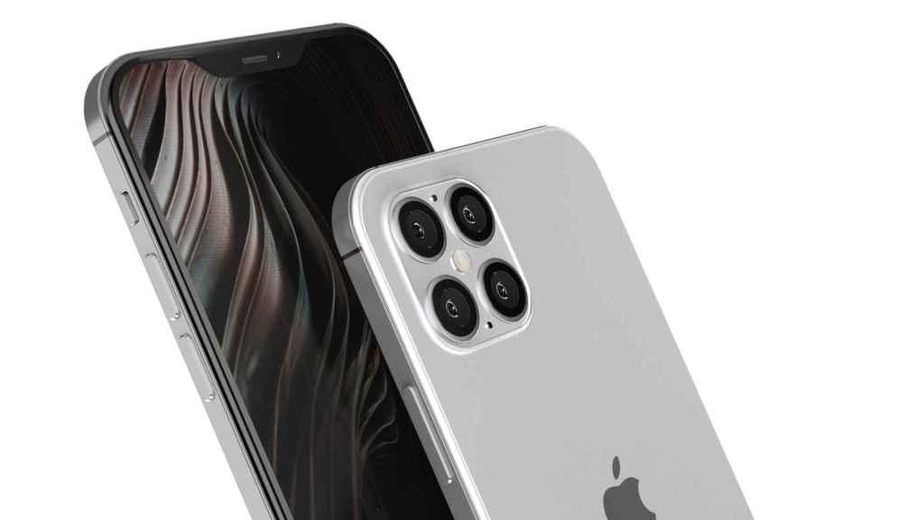 El iPhone 12, según los rumores